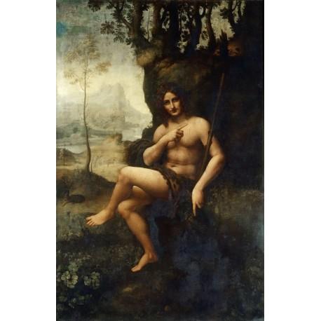 Bacchus (1510) by Leonardo Da Vinci