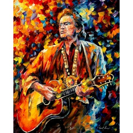 Music Wall Art Home Decor Abstract Oil Painting