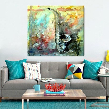 Musical Home Decor Wall Art