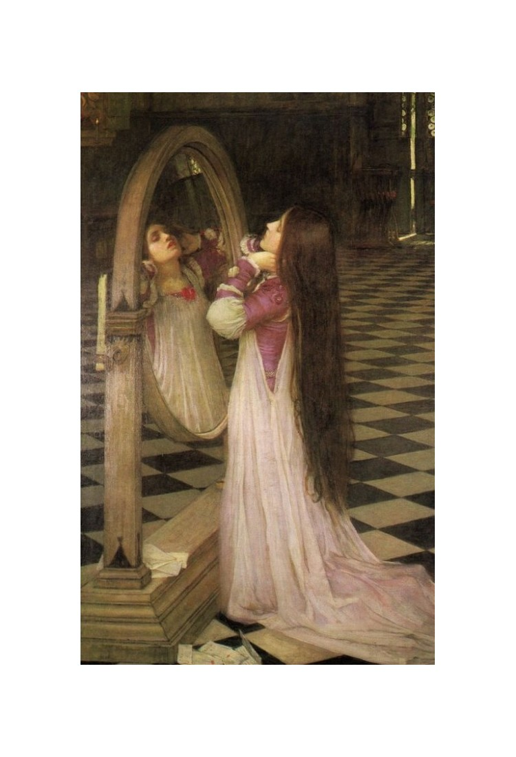 Mariana In The South 1897 By John William Waterhouse Art