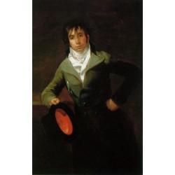 Bartolome Sureda y Misero by Francisco de Goya-Art gallery oil painting reproductions