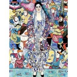 Fredericke Maria Beer by Gustav Klimt- Art gallery oil painting reproductions