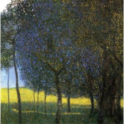 Fruit Tree by Gustav Klimt- Art gallery oil painting reproductions