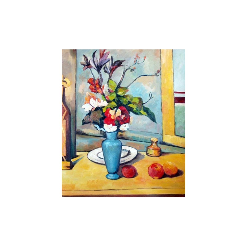 Paul Cezanne Oil Painting Reproduction Art Gallery Judaica Art