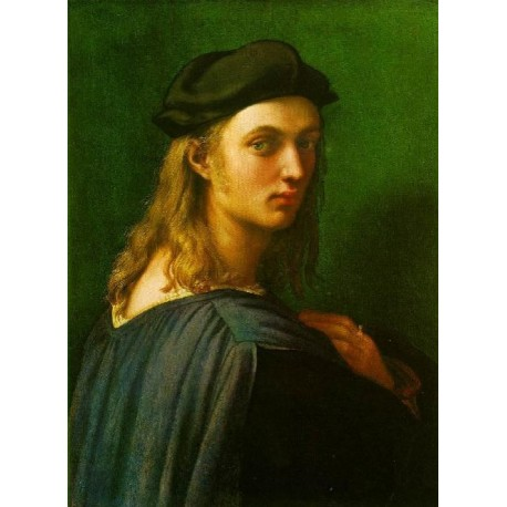 Raphael by Raphael Sanzio-Art gallery oil painting reproductions