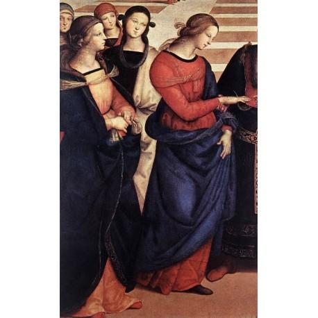 Spozalizio by Raphael Sanzio-Art gallery oil painting reproductions