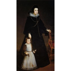Do 1631 by Diego Velazquez - Art gallery oil painting reproductions