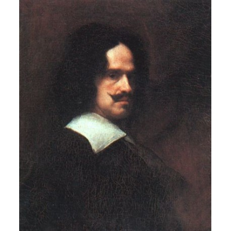 Self Portrait by Diego Velazquez - Art gallery oil painting reproductions