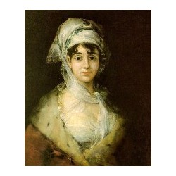 Francisco José de Goya -Goya-Thumb-Art gallery oil painting reproductions