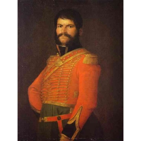 Francisco José de Goya -Juan Martin Diaz, El Empecinado-Art gallery oil painting reproductions
