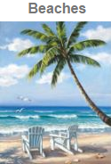 Beaches oil paintings for sale