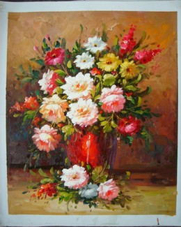 flowers 6 oil painting