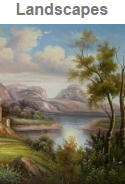 Landscapes oil paintings for sale