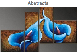 Abstracts oil paintings for sale