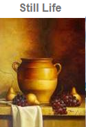 Still life oil paintings for sale