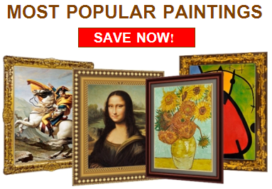 Most popular oil paintings for sale