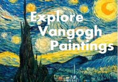 Van Gogh oil paintings for sale